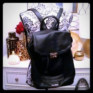 Black & Gold backpack
